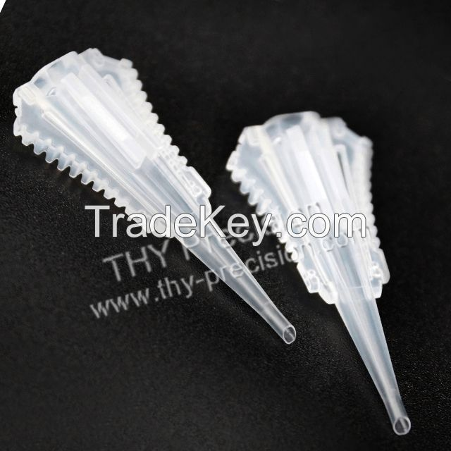 THY Precision, OEM, Micro Molding, medical micro molding, chamber filters, dialyzer filters, disposable plastic syringe