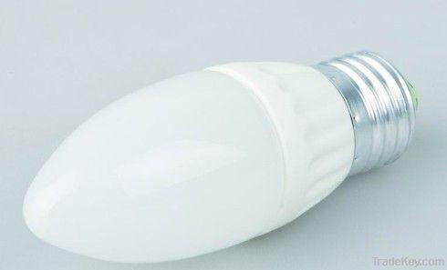 LED Candle light   led bulb  Ceramic light
