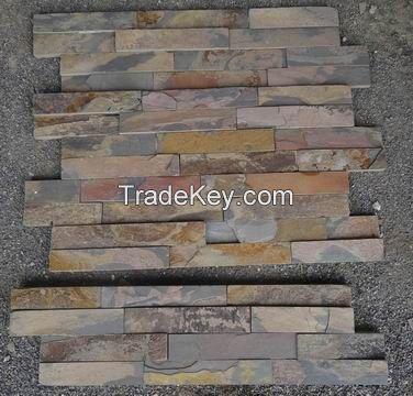 stone wall stone, stone corner, slate corner, cultural stone, culture stone