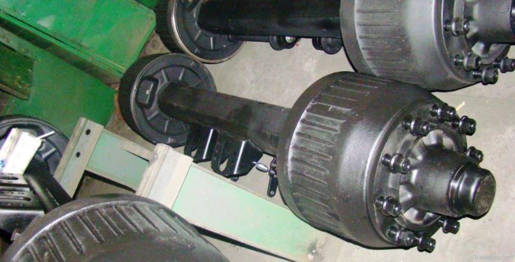 16ton BPW Axle