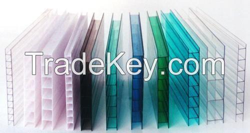 Hollow sheet , pc sunny board, plexi board,  plastic board, plate, pc board