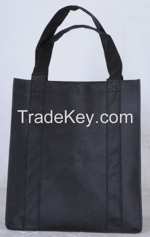 sell non woven bag, green shopping bag, laminated woven bag, paper bag, pp bag;