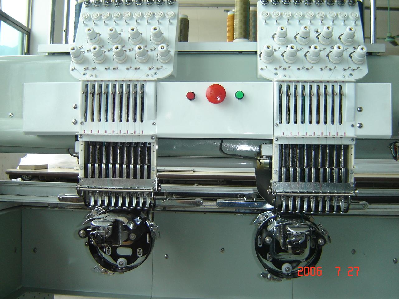 Embroidery Machine, Computer Embroidery Machine