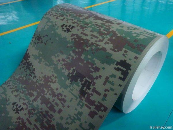 Printing Steel Sheet