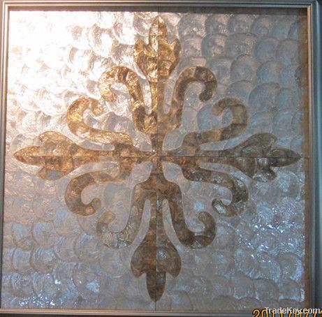 European modern style/Natural/shell mosaic tiles