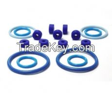 China rubber silicone gaskets seals membranes
