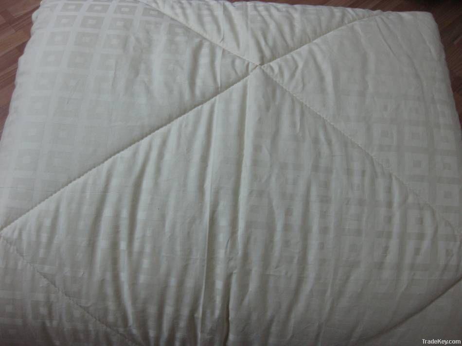 100%Cotton Twill Cashmere quilt