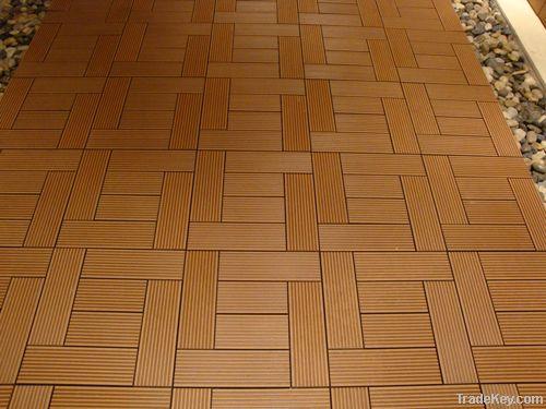 diy floor, wpc tile , flooring