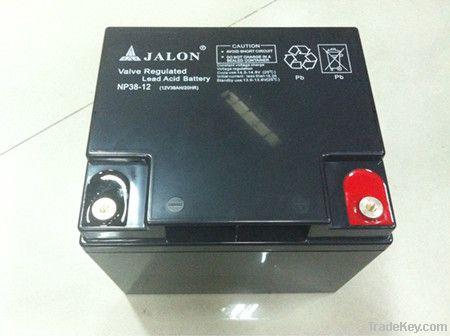 Rechergeable Battery 12V38Ah