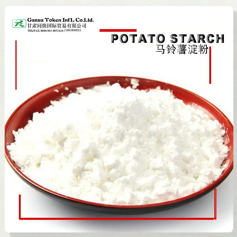 Naural Potato starch