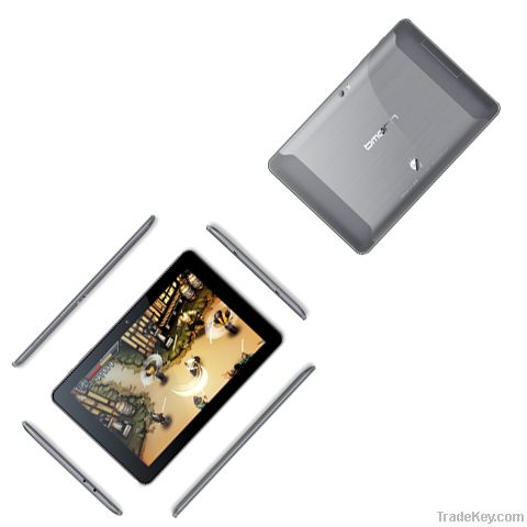 Super Slim 10.1 Inch Tablet With Keyboard