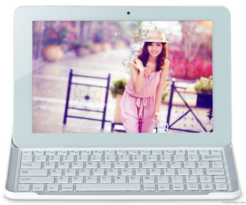 10.1 Inch Android Tablet With Keyboard