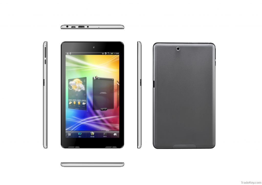 7 Inch Quad Core Slim Tablet PC