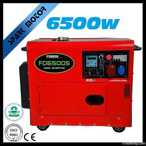 Portable Diesel Generator-Silent