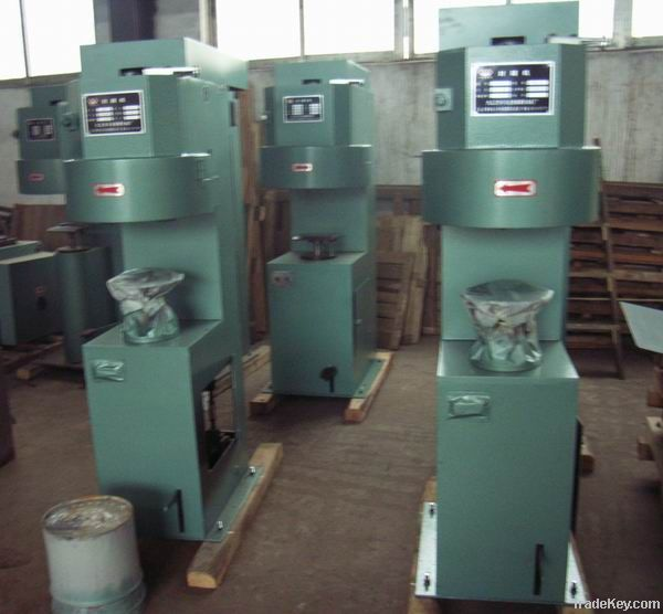 4A9 capping machine for sealing 1-5L round tin cans