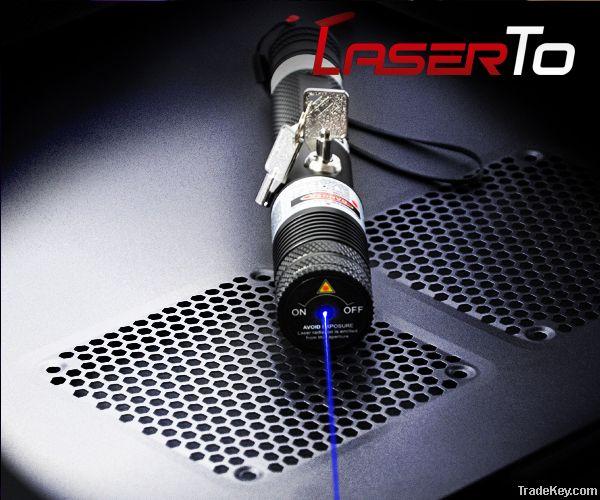 Levin series blue laser pointer, 1500mW Blue Laser Pointer