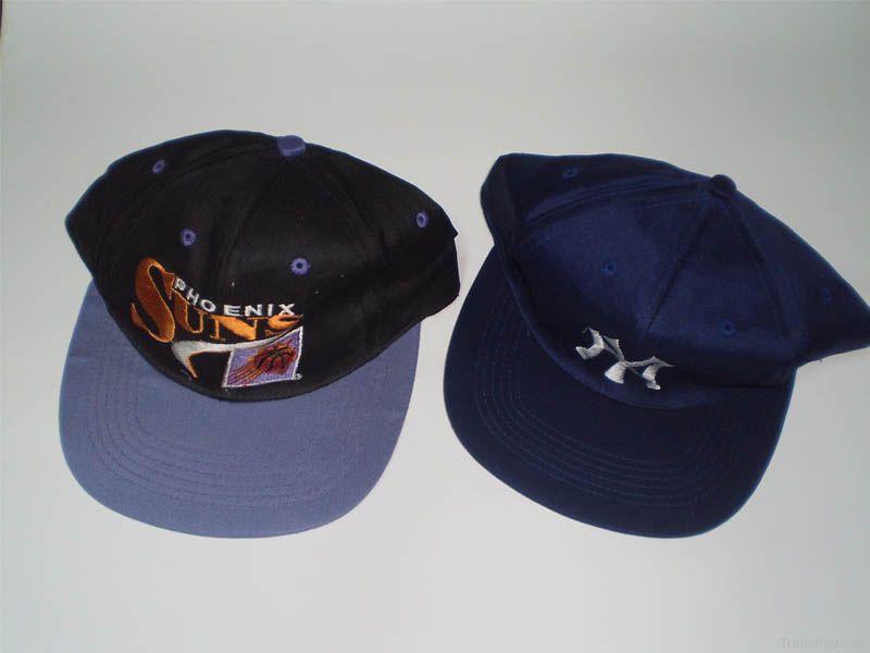2 Baseball Caps Suns and NY