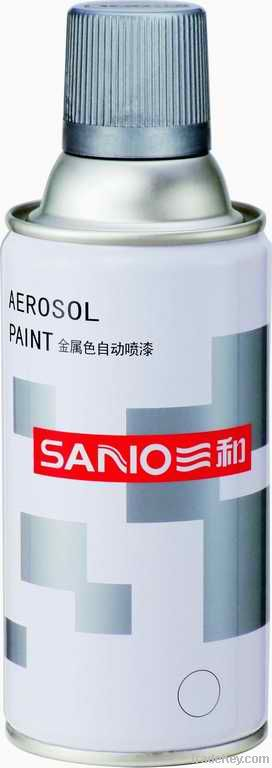 2012 Improved Metallic Spray Paint