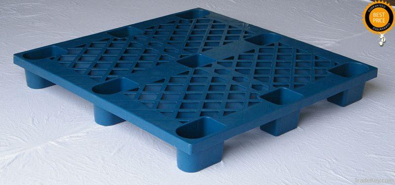 HDPE cheap plastic pallet:1200*1000