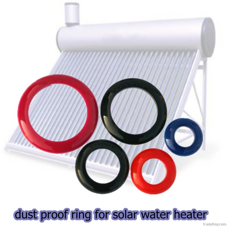 dust proof ring - solar water heater part and accessory