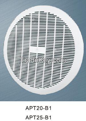 220v 50hz 60 400 Cfm Plastic Box Type Ceiling Fan Duct