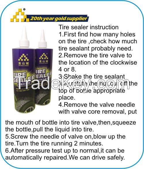 emergency tools kti tire inflator tire sealer tire sealant tire repair tools