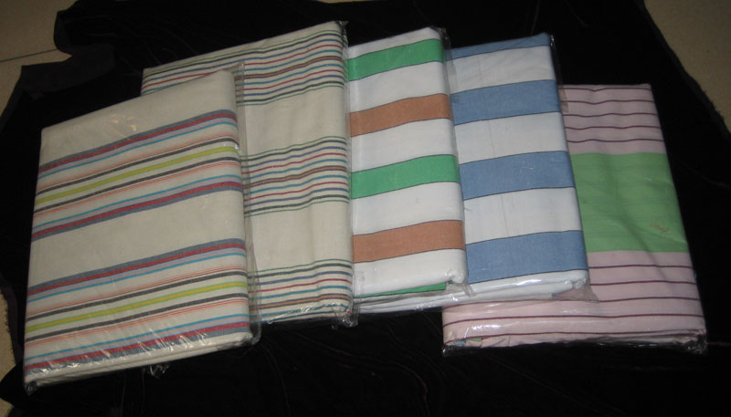 handwoven cloth material for the production of bed sheets,clothes