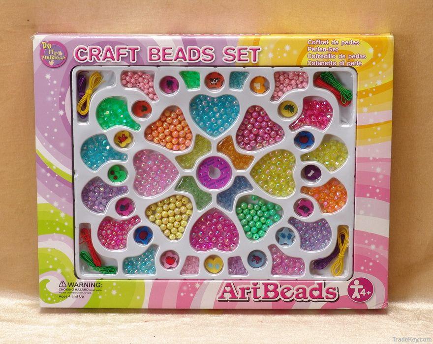 DIY beads playset