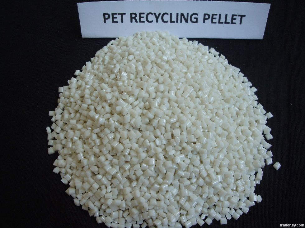 PET recycling pellet