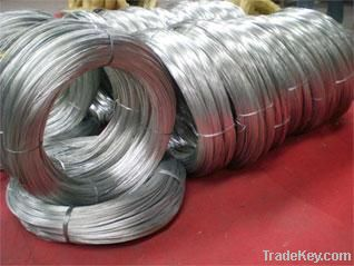 Hot-dipped or Electro Galvanized Steel Wire
