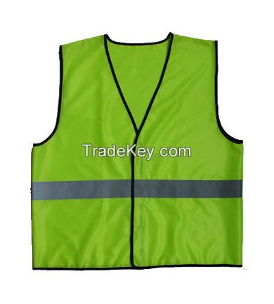 Working Reflected Vest