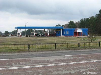 sale petrol station