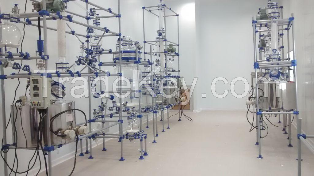 Glass Kilo Lab Plant