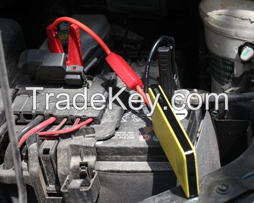 Lecbo car jump starter AS100 battery booster jumper power supply battery charger power bank  jump starter