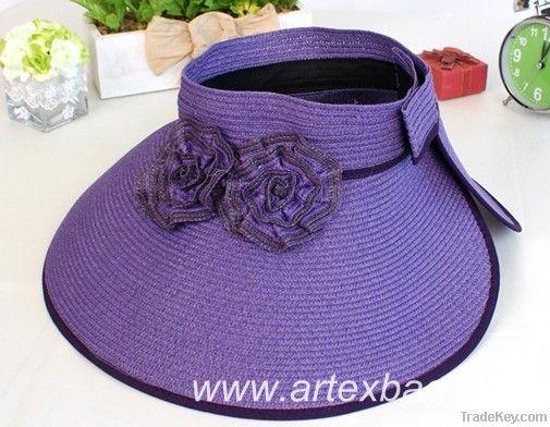 Fashionable straw hat