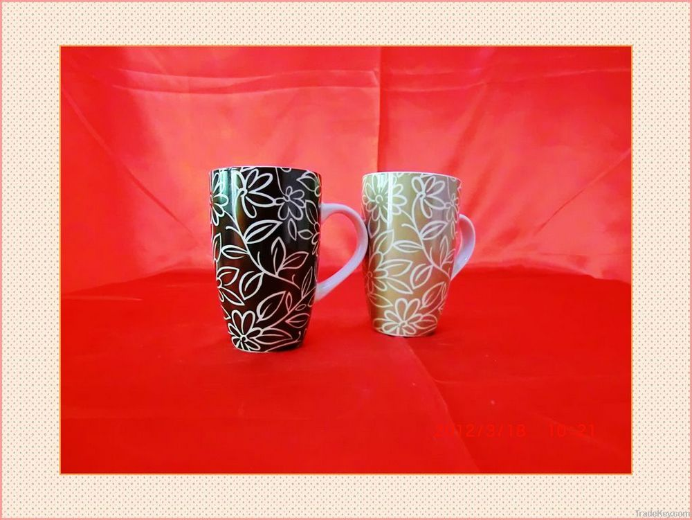 ceramic coffe mug