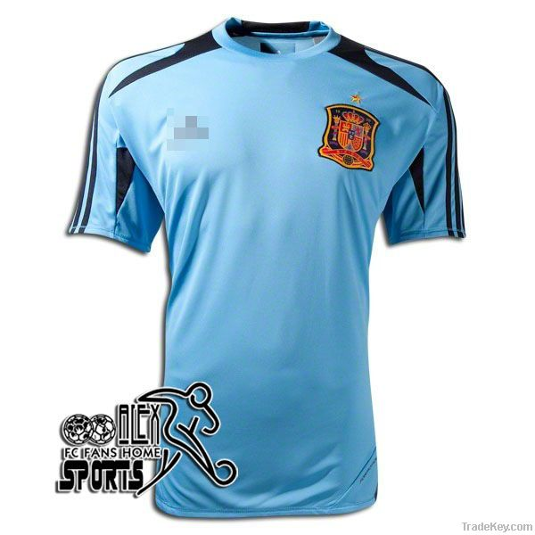12-13 new national team jersey and shorts