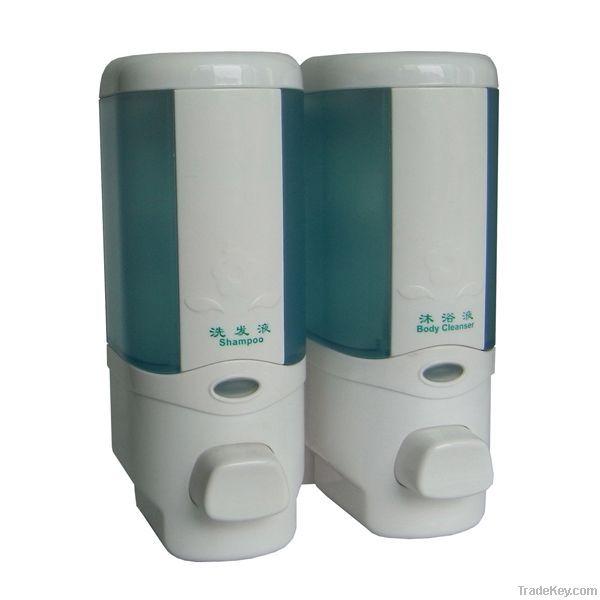 300ML*2 manual soap dispenser F1102