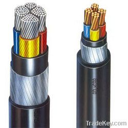 AL/Aluminium conductor XLPE insulated cable