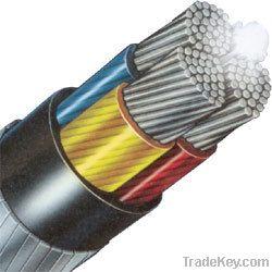 Aluminum XLPE Armoured Cable_PVC