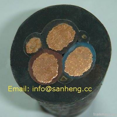 H07RN-F_H05RR-F_Rubber Insulated Sheathed Wire Power Cable