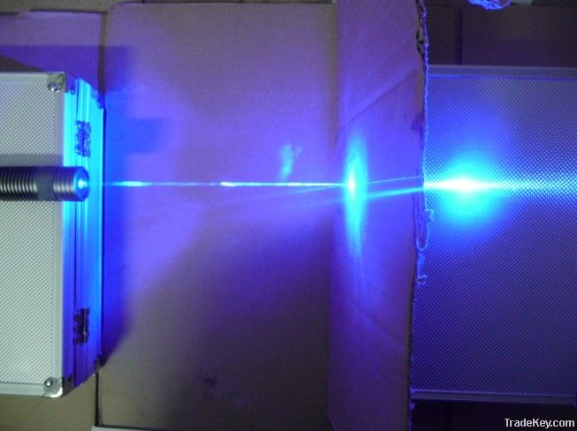 High-power real 1000mw 450nm blue lasers star lights , , burn scrip and
