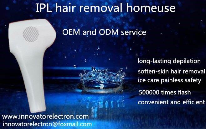 ew IPL Laser Removal Device Machine Handheld Lady Epilator Use Permanent Mini Portable At Home