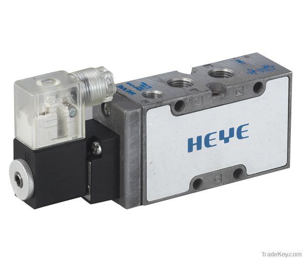 Festo type MLH series 5/2 way tiger valve