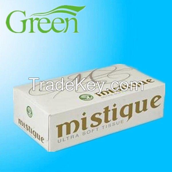 box facial tissue