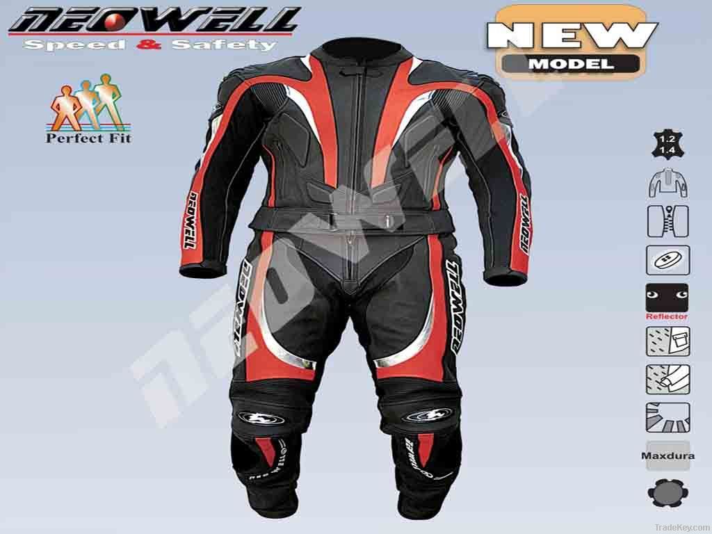 Motorbike Garments and Gloves