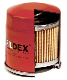 FILDEX PREMIUM OIL FILTERS FOR PASSENGER VEHICLES