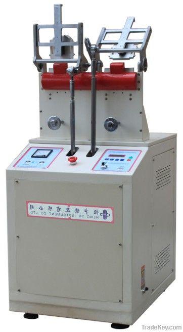 Shoe Bending Resistence Tester Machine
