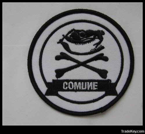 embroidery badges