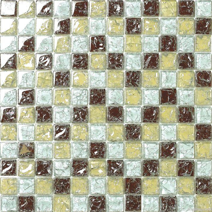crystal/glass mosaic